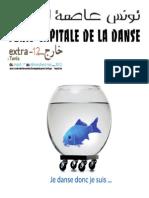 Catalogue Tunis Capital Edel a Danse 2012