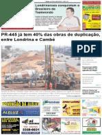 Jornal União - Edição de 27 de Setembro à 09 de Outubro de 2013