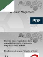 Particulas Magneticas_Equipo de Aldo