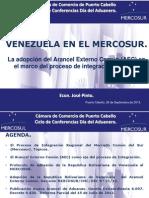 Camara de Comercio de Puerto Cabello 26 Sept