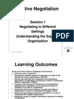 CIPS Level 4 Effective Negotiation