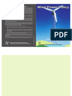 Windpower Policy 2009_GEDA