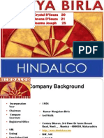 Hindalco Financial Analysis