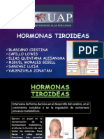Expo.hormonas Tiroideas