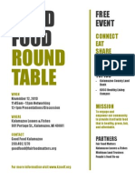 Good Food Round Table
