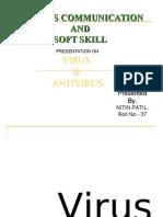 Virus Vs Antivirus
