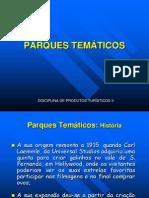 PARQUES TEMÁTICOS
