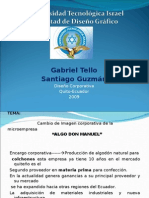 Algodon Manuel Presenta Gabriel Tello