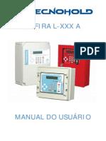Manual do Usuário SAFIRA LXXXA -R1.00