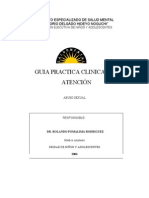 Guia Practica Clinica de Abuso Sexual