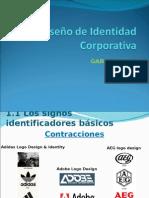 Diseño de Identidad Corporativa Gabriel Tello