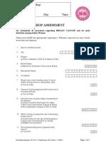 Pre Workshop Assessment