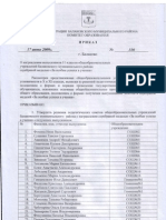 приказ № 316 от 17.06.2009 г.