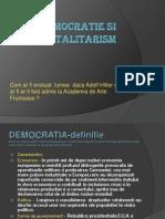 Democratie Si Totalitarism Grupa 3