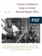 Tumaini Annual Report 2012