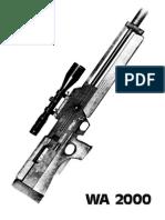 Walther Wa2000