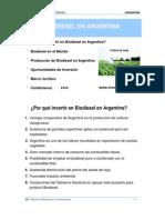 Biodiesel en Argentina