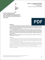 Economía Política del Desarrollo y el Subdesarrollo Revisitando la Teoría de la Dependencia (2011)