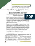 Elaboracion de Curvas IDF Santa Isabel( Cucuta)