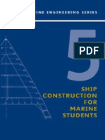 Volume 05 - Reed's Ship Construction For Marine Students (5th Edition 1996).pdf