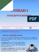 Fundamentos de Programacion Unidad I