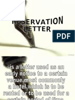 Report_ Reservation Letter