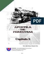 Ferrovias 2010 Capitulo 2 - Historico e Organizacao Ferroviaria