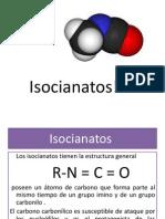 Isocianatos!!!
