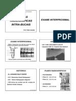 Exame Interproximal Gd