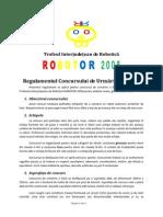 Robotor2008_regulament