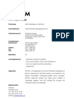 ARCAM Fact Sheet