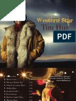 Tim Hus - Western Star [Liner Notes]