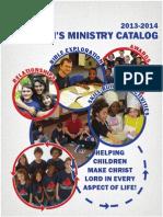 Pioneer Clubs 2013-14 Catalog USA & Int'l