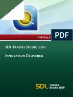 SDL Trados Studio 2011 SP2 Installation Guide