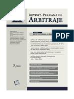 Analisis de La Ley de Arbitraje