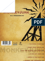 MonkeyJunk - All Frequencies [Liner Notes]