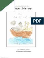 Madarsa AhleBait (a.s.) - Grade 1 - History