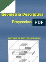 PROYECCIÓN ISO-E