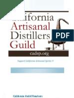 CADG Distillery Members