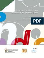 Manual de apoyo a la gestión y a la construcción del Programa Ondas