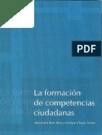 1.5. La formación de competencias ciudadanas