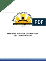 Manual de Induccion y Re-Induccion Del Talento Humano