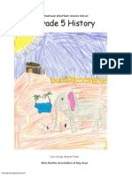 Madarsa AhleBait (a.s.) - Grade 5 - History