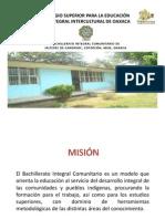 Promocion Bic14 Jaltepec Junio 2013