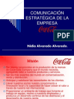 Comunicacion Estrategica Caso CocaCola Company