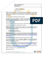 Guia Actividad Reconocimiento 2013-II