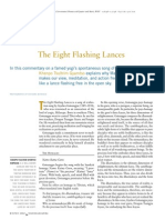 The Eight Flashing Lances