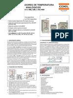 Medidores de Temperatura Coel Hm,PDF,39,318
