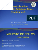 GUÍA Sellos - T.G.B