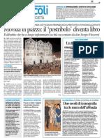26.9.2013, 'Settimana Estense, Un Tuffo Nel Liberty in Salsa Romagnola', Il Resto Del Carlino